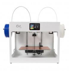 CraftBot Flow IDEX - Hvid