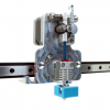 Micro Swiss Direct Drive Extruder with hotend for Linear Rail System