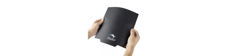 Print flader