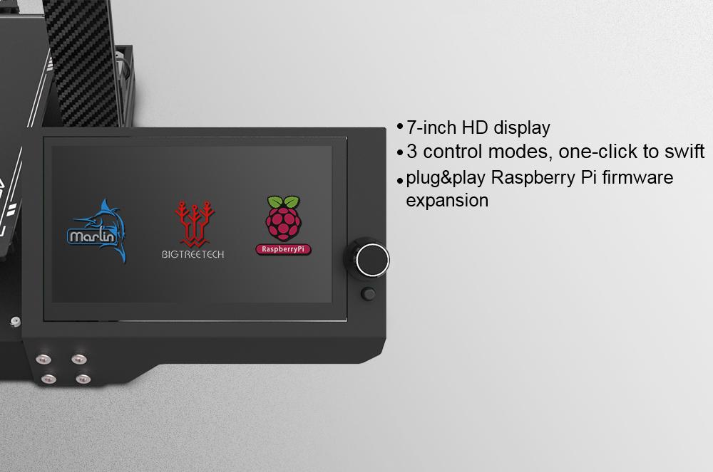 BIQU BigtreeTech BX Direct Extruder - SoluNOiD.dk
