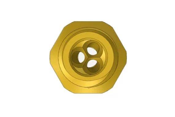 Matchless 3D Printer Nozzles - SoluNOiD.dk